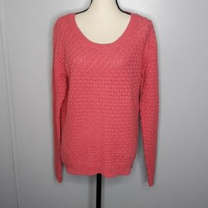 Old Navy Berry knitted sweater